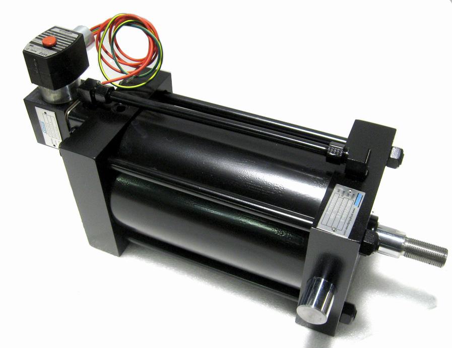 Pneumatic Linear Air Motor Lehigh Fluid Power