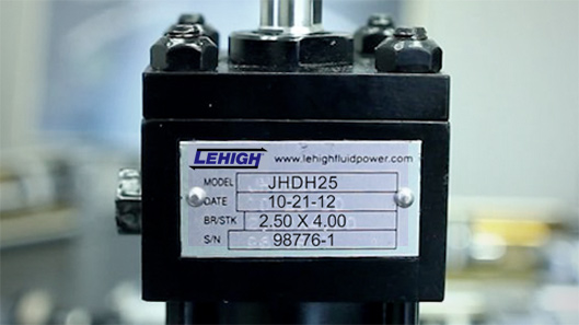 Lehigh Cylinder Identification