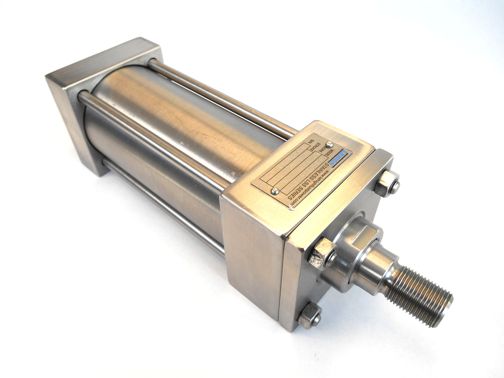 Stainless Steel Pneumatic Cylinder