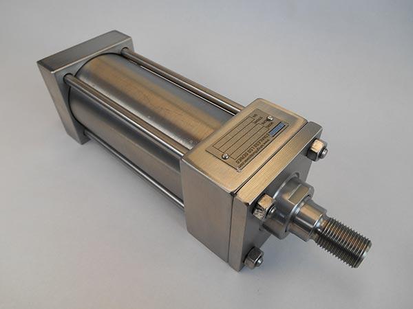 Pneumatic Cylinder LSSL